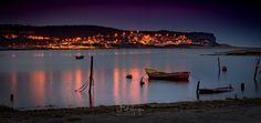 https://flic.kr/p/iwiX7j | Lagoa de Óbidos | Lagoa de Óbidos, at dusk.  My Website|500px|Facebook