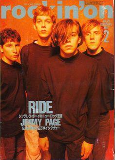 rockin'on 【1991年2月号】RIDE