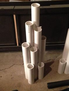PVC candles step by - Hallowen Trends Halloween Prop, Homemade Halloween Decorations, Halloween Candles, Outdoor Halloween, Diy Halloween Decorations, Holidays Halloween, Halloween 2018, Halloween Crafts, Halloween Forum