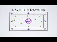 PE Games - Save The Statues - YouTube