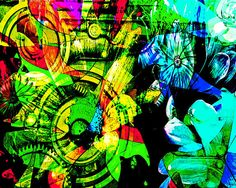 'Steampunk Garden'  ~Artwork By Catherine Harms~  http://catherine-harms.artistwebsites.com/  https://www.facebook.com/AbstractDigitalArtwork    **Steampunk is a joyous fantasy of the past, allowing us to revel in a nostalgia for what never was. It is a literary playground for adventure, spectacle, drama, escapism and exploration. But most of all it is fun!  -George Mann **