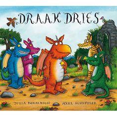Draak Dries- Julia Donaldson