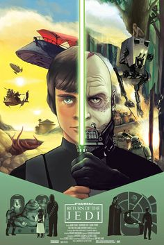 Star Wars: Return of the Jedi by Anastasia Key *