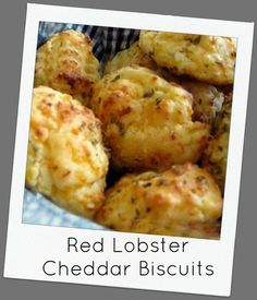 Red Lobster Chedder Biscuits!
