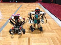 LEGO Education robotics design build and program robots using sensors motors gears problem solving hands-on STEM