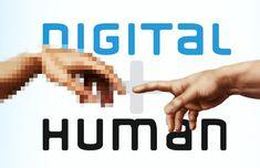 DIGITAL HUMAN – Interview + Buchverlosung