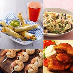 26 30-minute weeknight family meals from some awesome foodies and chefs