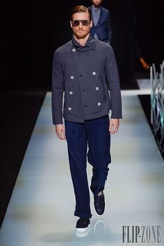 Giorgio Armani Spring-summer 2016 - Menswear