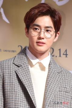 Suho - 161212 'Will You Be There?' VIP première Credit: Sports Korea. ('당신, 거기 있어 줄래요' VIP 시사회)