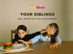 Your Siblings Will Never Let You Live In Peace. #Alexdaisy