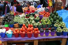San Cristobal de las Casas- Market