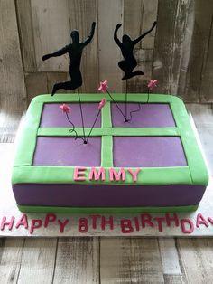 Trampoline cake                                                       …