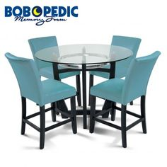 Exceptional My Matinee Coffee Table Set Was Such A Hit That I Decided To Make It Into  The Epitome Of Contemporary Dining With My Matinee Counter 5 Piece Set! Part 27