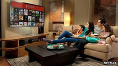 Netflix & the costs & benefits of piracy.