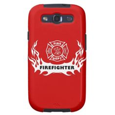 Firefighter Phone Cases Personalized