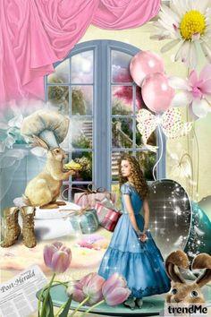 Alice - Combinaciónde moda