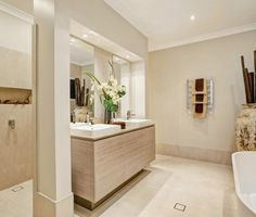 Ensuite - The Oasis home design by McDonald Jones Homes - See it for yourself at North Lakes display village in Brisbane Mcdonald Jones Homes, Display Homes, Bathroom Interior, Bathroom Ideas, New Home Designs, Home Builders, Master Bathroom, New Homes, House Design