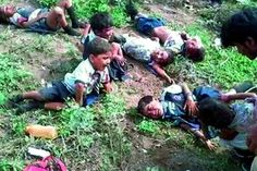 Medak school bus accident children asked their mother that who killed them