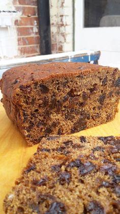 Boiled fruit cake – Smugface Lazybones