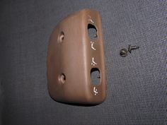 90 91 92 93 94 95 96 Nissan 300zx OEM Power Seat Switch Cover - Left