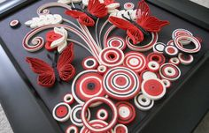 For more quilling creations feel free to visit: Ayani Art FaceBook Page https://www.facebook.com/pages/Ayani-Art/299242286862304?ref=hl Ayani Art Blog http:/...