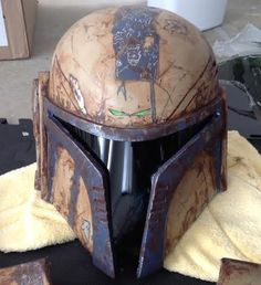 Finished Helmet Gallery - Pictures Only