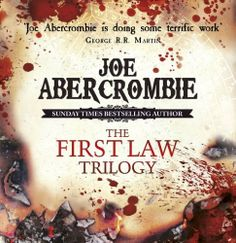 The First Law Trilogy Boxed Set: The Blade Itself, Before They Are Hanged, Last Argument of Kings by Joe Abercrombie. $17.26. Publisher: Gollancz (August 30, 2012). Author: Joe Abercrombie. 1600 pages