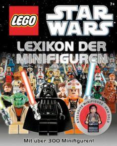 LEGO Star Wars Lexikon der Minifiguren  http://www.meinspielzeug24.de/lego-star-wars-lexikon-der-minifiguren  #LEGOStarWars, #Unisex #Bücher, #SpieleBasteln