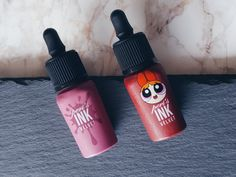 Peripera's Ink the Velvet Lip Tints - Korean makeup!