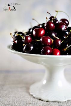 Cherries! La cucina di calycanthus http://lacucinadicalycanthus.net/wp-content/uploads/2015/06/DSCF3139.jpg