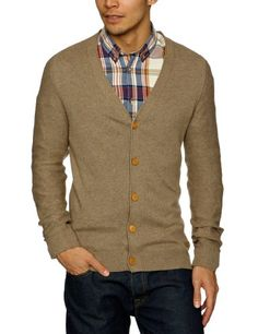 I would add pockets to the front (Apparel: Selected Nolan Grandad Men's #Cardigan - Buy New: £31.25 - £46.80 [UK & Ireland Only])