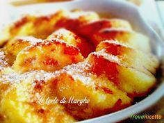 Gnocchi di semolino allo sbrinz  #ricette #food #recipes