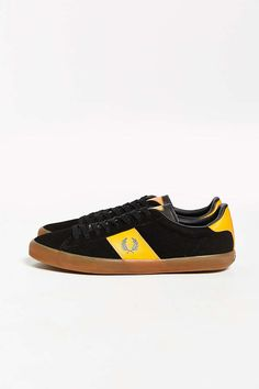Fred Perry Howells Suede Sneaker - Urban Outfitters