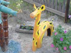 Giraffee tire