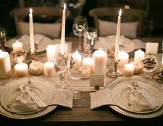 """""""Friendsgiving"""" Candlelit Dinner - Inspired By This"""