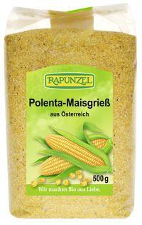 Bio-Produkt: Polenta Maisgrieß - RAPUNZEL NATURKOST
