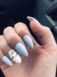 Daily Motivation, Cute Nails, Hair And Nails, Acrylic Nails, Finger, Nail Designs, Make Up, Nail Art, Instagram