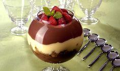 Pavê de chocolate: receitas doces tentadoras para a sobremesa - Culinária - MdeMulher - Ed. Abril