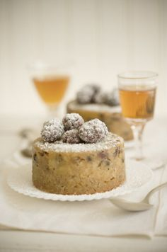 """Spoonful: """"Christmas dessert shoot for Interior Magasinet"""" Styling by Paul Lowe. Photography by Colin Cooke"""