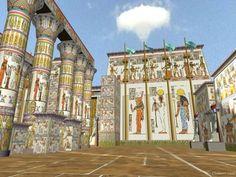 Karnak, survol