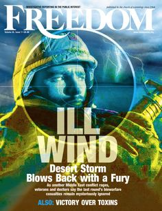 Desert Storm blows back with a fury.
