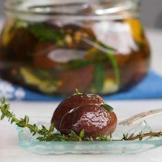 Marinated Olives by BoxofStolenSocks