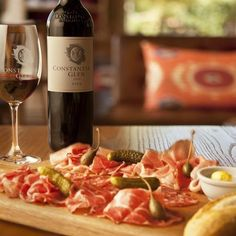 Wines - Constantia Glen South African Wine, Ultra Premium, Touring, Wines, Picnic, Food, Essen, Picnics, Meals