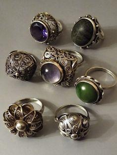 Grunge Jewelry, Funky Jewelry, Hippie Jewelry, Cute Jewelry, Body Jewelry, Jewelry Rings, Jewelery, Jewelry Accessories, Piercings