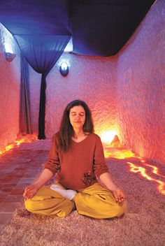 Can salt therapy shake things up? A look inside Asheville& first salt spa.