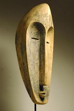 fang mask, artenegro, gallery, tribal art, gabon, mask