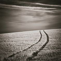 nº 0122 - Different Paths Molacillos, Zamora, Spain. Light And Shadow, Fine Art Photography, Shadows, Paths, Spain, Country Roads, Lights, Black And White, Beautiful