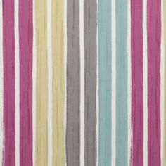 Albi Summer Curtain Fabric