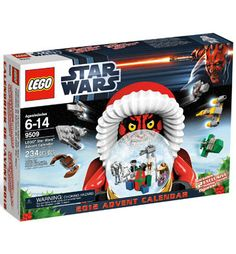 2012 Lego Star Wars advent calendar.  It comes with a gonk droid!
