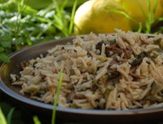 Kurdish Sour Rice — Food Bridge